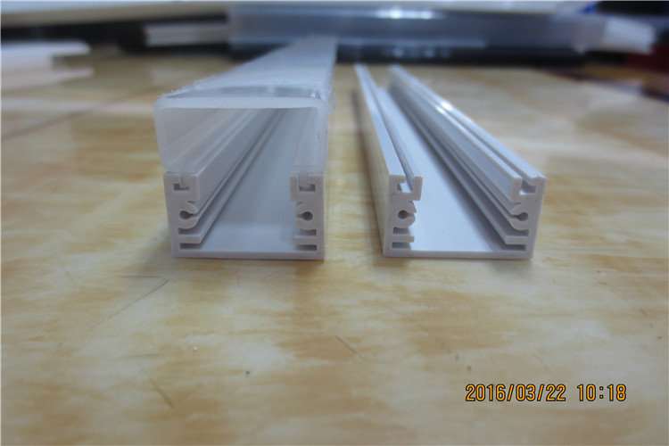 extruded led cover
