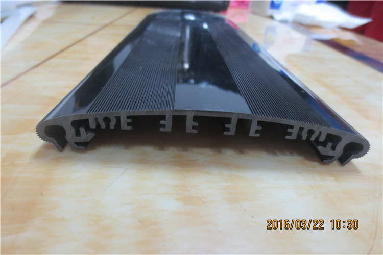 ABS Extruded plastic profile