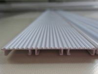 PVC Extruded plastic profile
