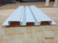 Custom Extruded plastic profile