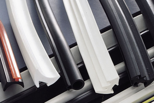 Soft plastic Extrusions
