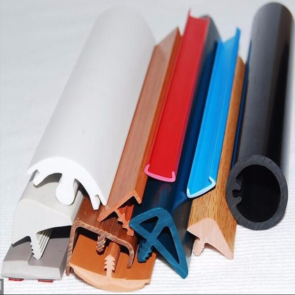 T shape edge seal strip - Plastic Extrusion Products & Custom Extrusions