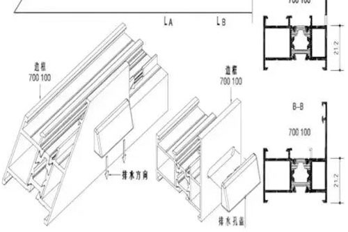 plastic extrusion design